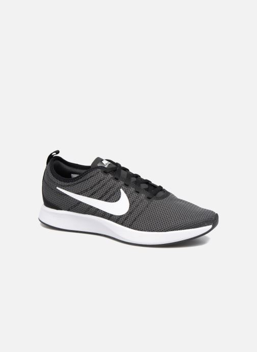 Sportschuhe Nike Nike Dualtone Racer schwarz detaillierte ansicht/modell