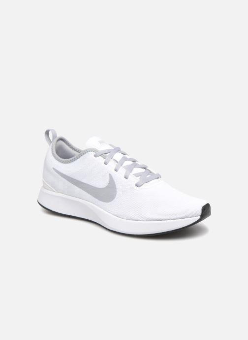 finest selection 2e981 30761 Chaussures de sport Nike Nike Dualtone Racer Blanc vue détailpaire