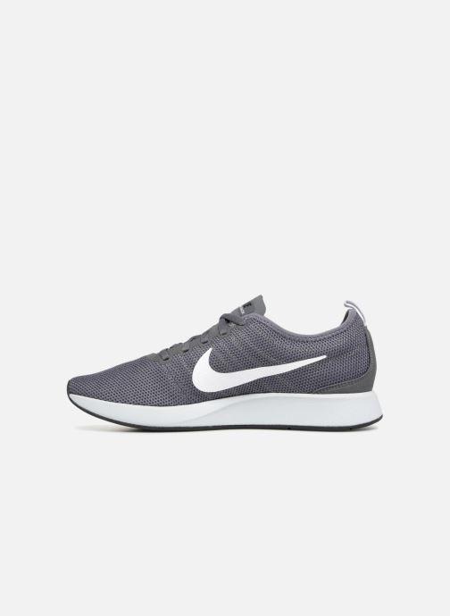 Sportschuhe Nike Nike Dualtone Racer grau ansicht von vorne