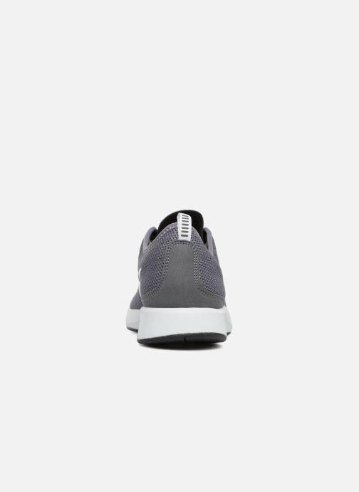 Sportschuhe Nike Nike Dualtone Racer grau ansicht von rechts