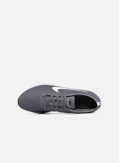 Sportschuhe Nike Nike Dualtone Racer grau ansicht von links