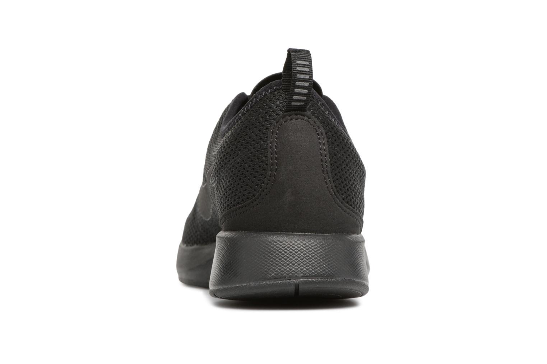Chaussures de sport Nike Nike Dualtone Racer Noir vue droite