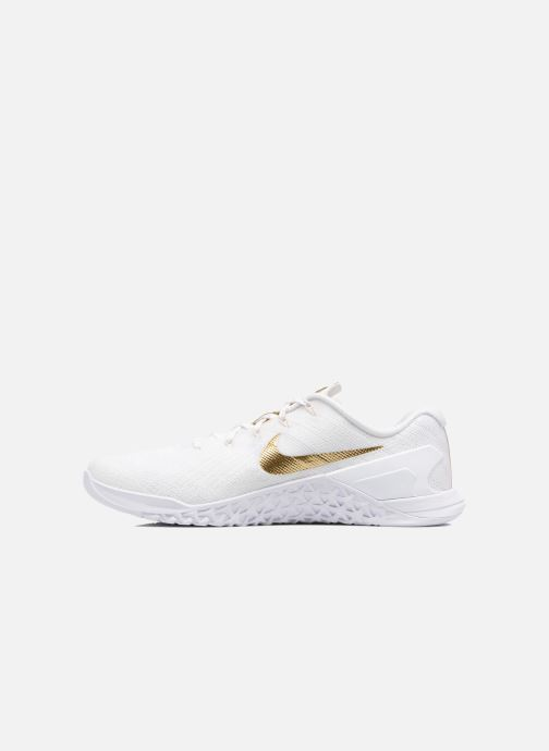 Sport shoes Nike Wmns Nike Metcon 3 Amp White front view