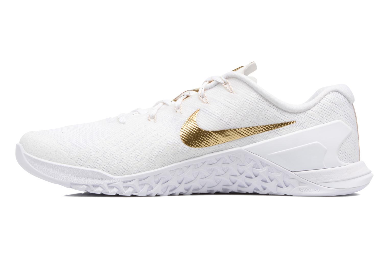 Zapatillas de deporte Nike Wmns Nike Metcon 3 Amp Blanco vista de frente
