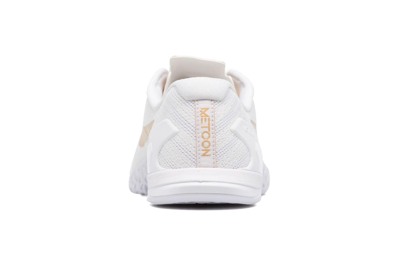 Zapatillas de deporte Nike Wmns Nike Metcon 3 Amp Blanco vista lateral derecha