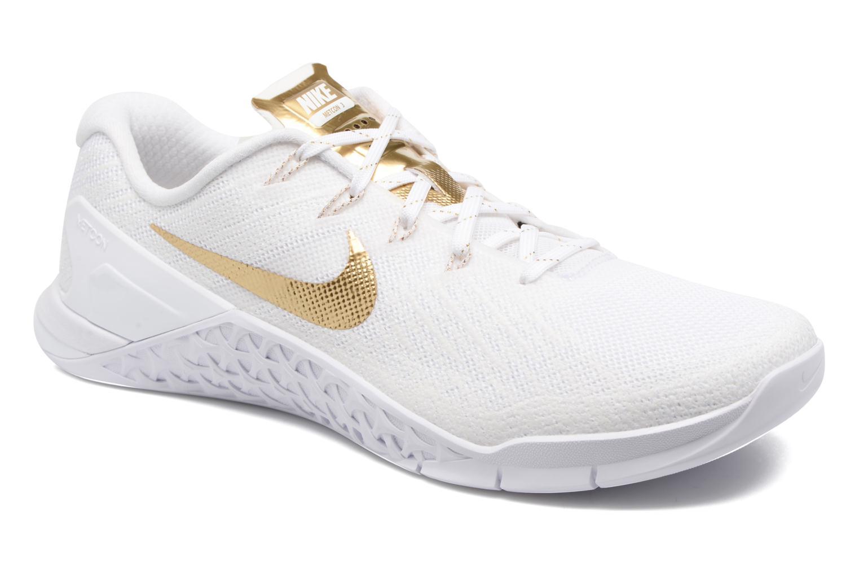 Zapatillas de deporte Nike Wmns Nike Metcon 3 Amp Blanco vista de detalle / par