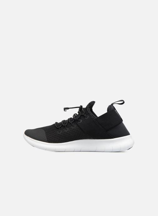 Chaussures de sport Nike Wmns Nike Free Rn Cmtr 2017 Noir vue face