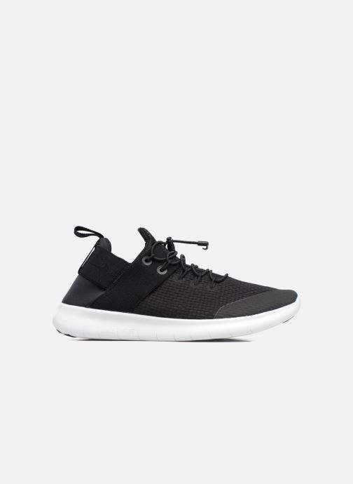 Chaussures de sport Nike Wmns Nike Free Rn Cmtr 2017 Noir vue derrière