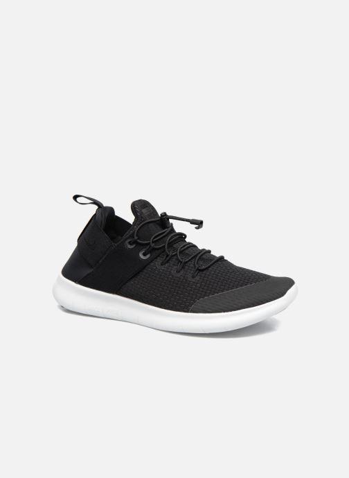 Chaussures de sport Nike Wmns Nike Free Rn Cmtr 2017 Noir vue détail/paire