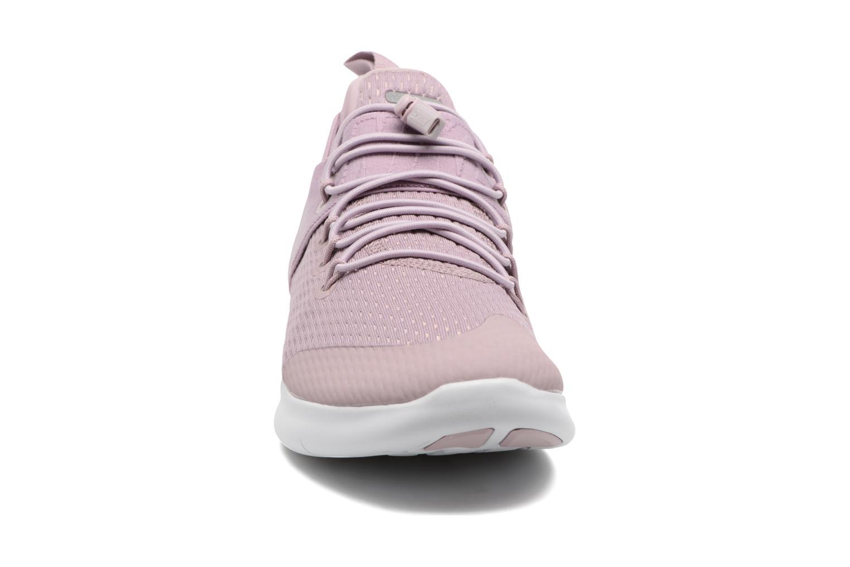 Sportschuhe Nike Wmns Nike Free Rn Cmtr 2017 rosa schuhe getragen