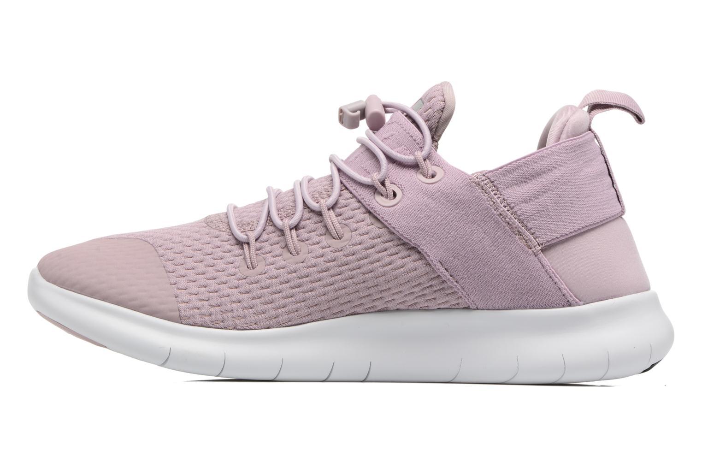 Sportschuhe Nike Wmns Nike Free Rn Cmtr 2017 rosa ansicht von vorne