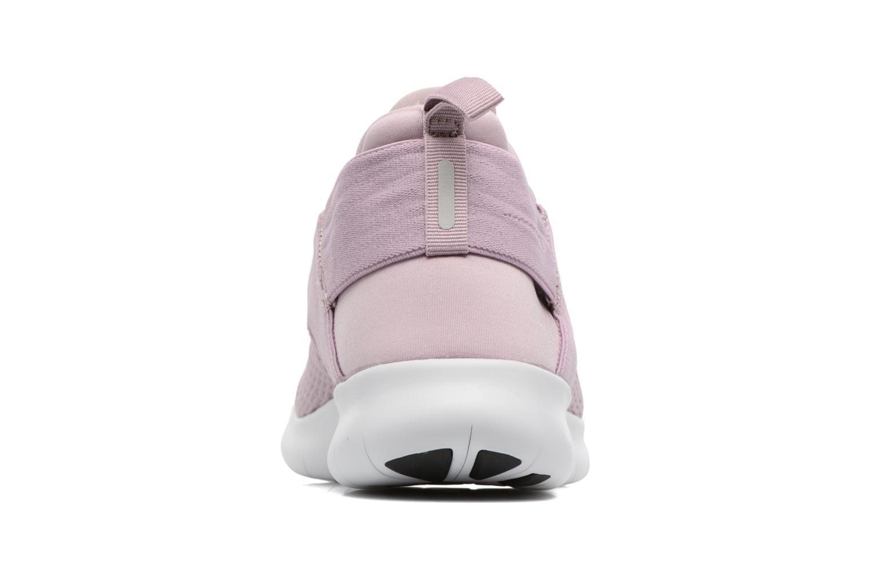 Sportschuhe Nike Wmns Nike Free Rn Cmtr 2017 rosa ansicht von rechts