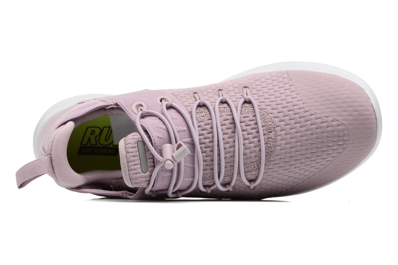Sportschuhe Nike Wmns Nike Free Rn Cmtr 2017 rosa ansicht von links