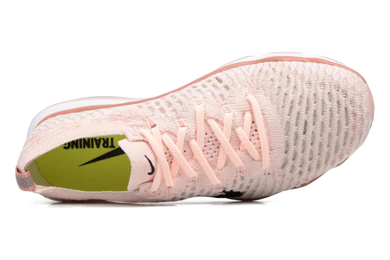Zapatillas de deporte Nike W Air Zoom Fearless Fk Bionic Rosa vista lateral izquierda