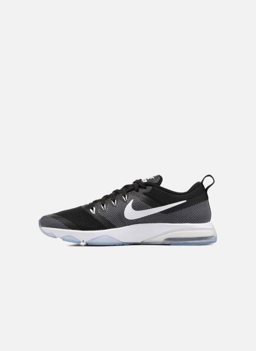 Zapatillas de deporte Nike Wmns Nike Air Zoom Fitness Negro vista de frente