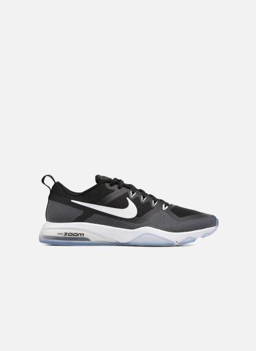 Zapatillas de deporte Nike Wmns Nike Air Zoom Fitness Negro vistra trasera