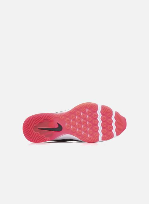 Sport shoes Nike Wmns Nike Air Zoom Fitness Black view from above