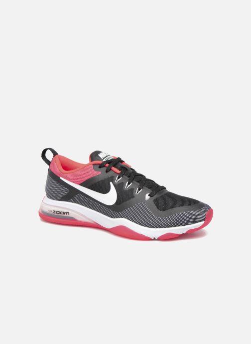 Chaussures de sport Nike Wmns Nike Air Zoom Fitness Noir vue détail/paire