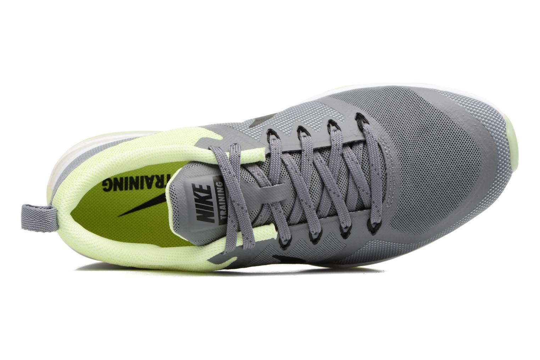 Sportssko Nike Wmns Nike Air Zoom Fitness Grå se fra venstre