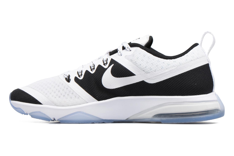 Sportssko Nike Wmns Nike Air Zoom Fitness Sort se forfra