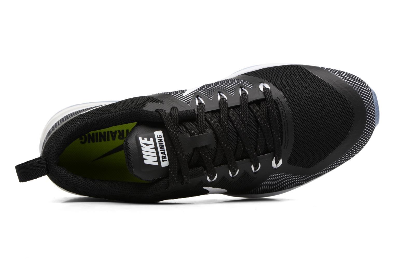 Chaussures de sport Nike Wmns Nike Air Zoom Fitness Noir vue gauche