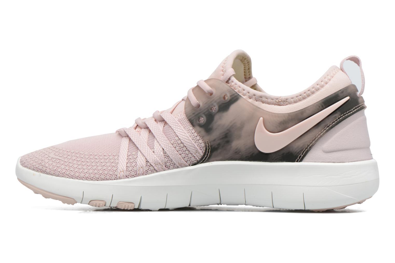 Chaussures de sport Nike Wmns Nike Free Tr 7 Amp Rose vue face