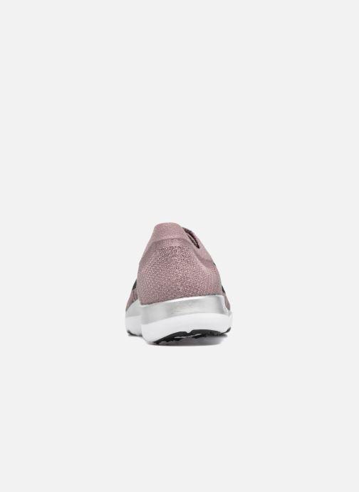 Chaussures de sport Nike Wmns Nike Free Tr Fk 2 Bionic Violet vue droite