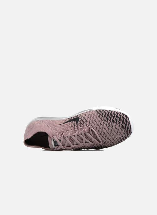 Chaussures de sport Nike Wmns Nike Free Tr Fk 2 Bionic Violet vue gauche