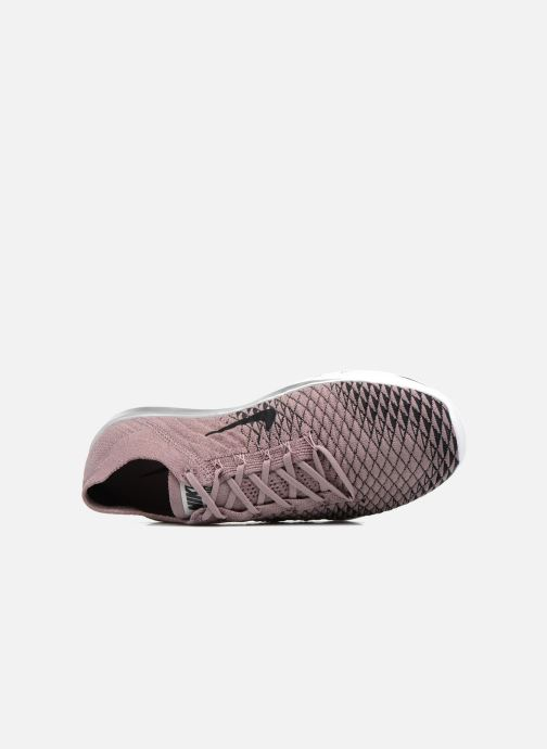 Sport shoes Nike Wmns Nike Free Tr Fk 2 Bionic Purple view from the left