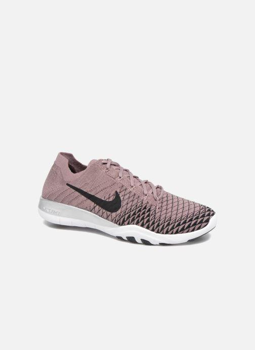 Sport shoes Nike Wmns Nike Free Tr Fk 2 Bionic Purple detailed view/ Pair view