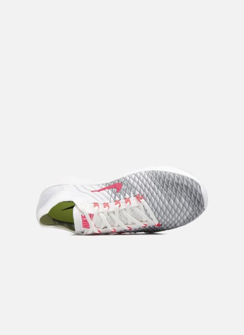 Sport shoes Nike Wmns Nike Free Tr Flyknit 2 Pink view from the left