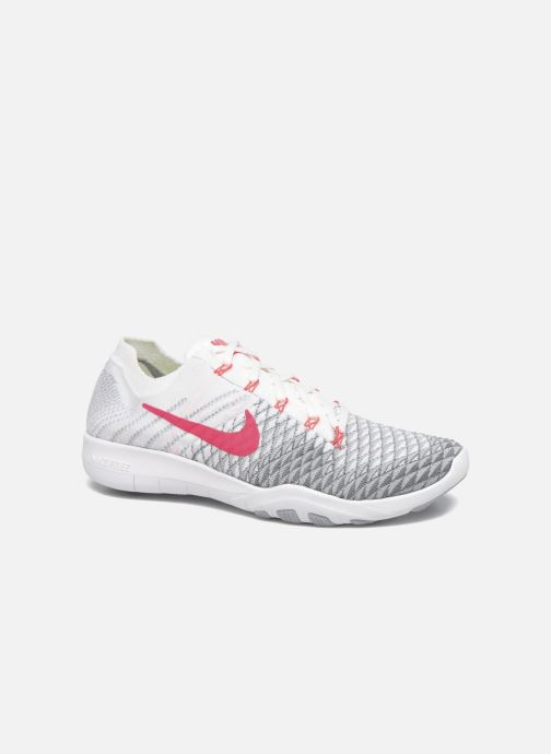 c49fd384457a5 Sport shoes Nike Wmns Nike Free Tr Flyknit 2 Pink detailed view  Pair view
