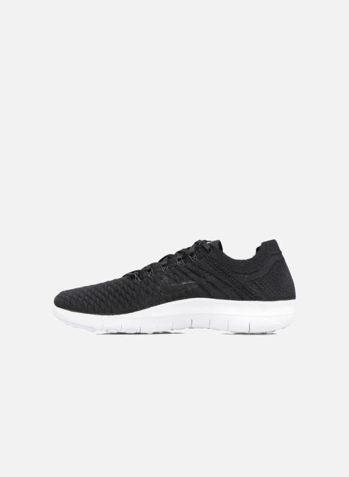 Chaussures de sport Nike Wmns Nike Free Tr Flyknit 2 Noir vue face