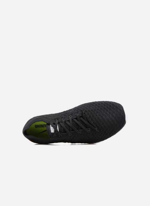 Zapatillas de deporte Nike Wmns Nike Free Tr Flyknit 2 Negro vista lateral izquierda