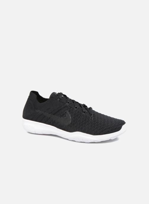 Chaussures de sport Nike Wmns Nike Free Tr Flyknit 2 Noir vue détail/paire