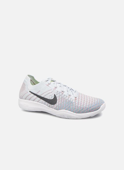 online retailer a3636 02292 Nike Wmns Nike Free Tr Flyknit 2 (Silver) - Sport shoes chez Sarenza ...