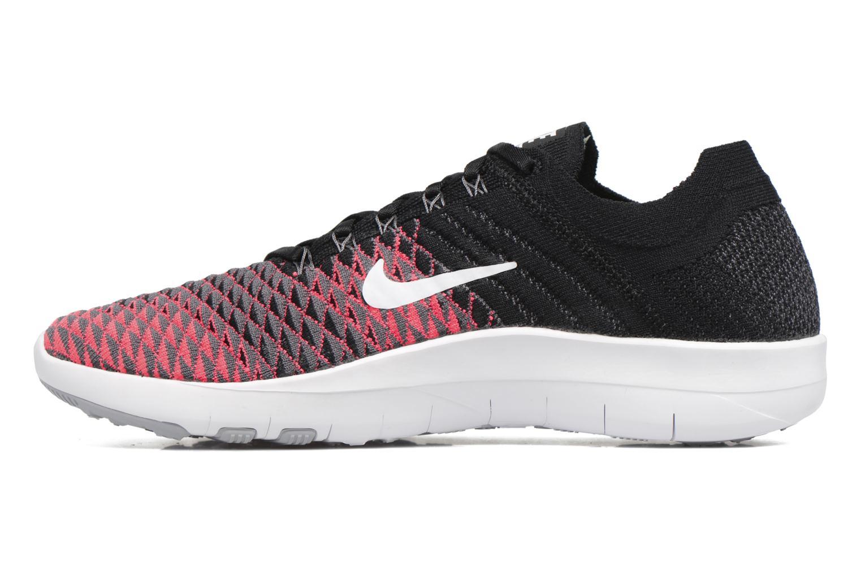 Sportschuhe Nike Wmns Nike Free Tr Flyknit 2 schwarz ansicht von vorne