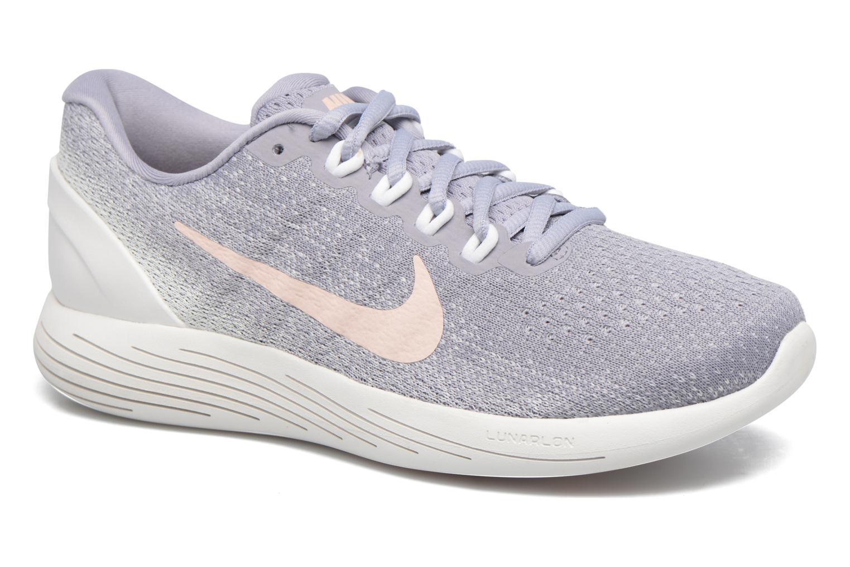 best website 776a0 5f506 Chaussures de sport Nike Wmns Nike Lunarglide 9 Violet vue détailpaire