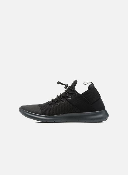 Chaussures de sport Nike Nike Free Rn Cmtr 2017 Noir vue face