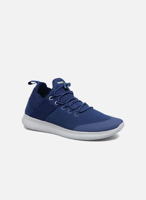 bfb43f88caf8b Nike Nike Free Rn Cmtr 2017 (Blue) - Sport shoes chez Sarenza (307935)
