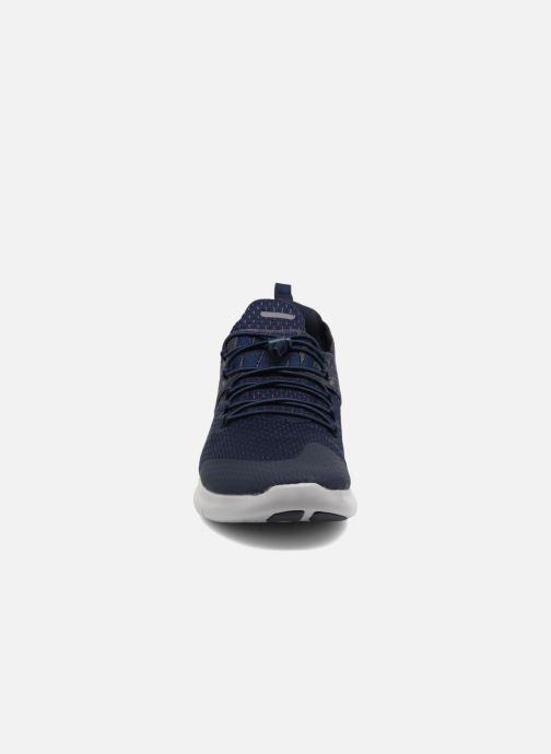 Sportschuhe Nike Nike Free Rn Cmtr 2017 blau schuhe getragen