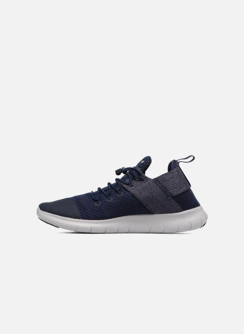 Sportschoenen Nike Nike Free Rn Cmtr 2017 Blauw voorkant
