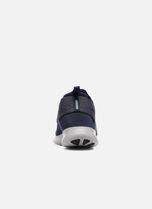 Sportssko Nike Nike Free Rn Cmtr 2017 Blå Se fra højre