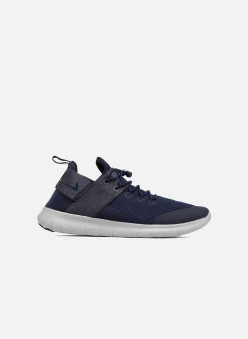 Chaussures de sport Nike Nike Free Rn Cmtr 2017 Bleu vue derrière