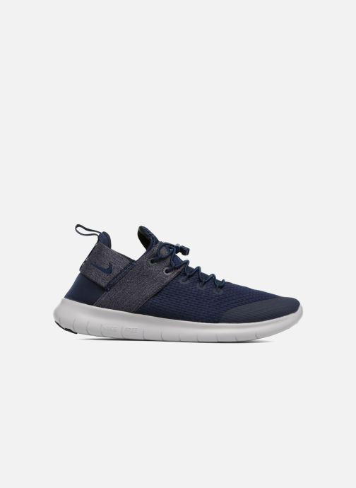 Sportschuhe Nike Nike Free Rn Cmtr 2017 blau ansicht von hinten