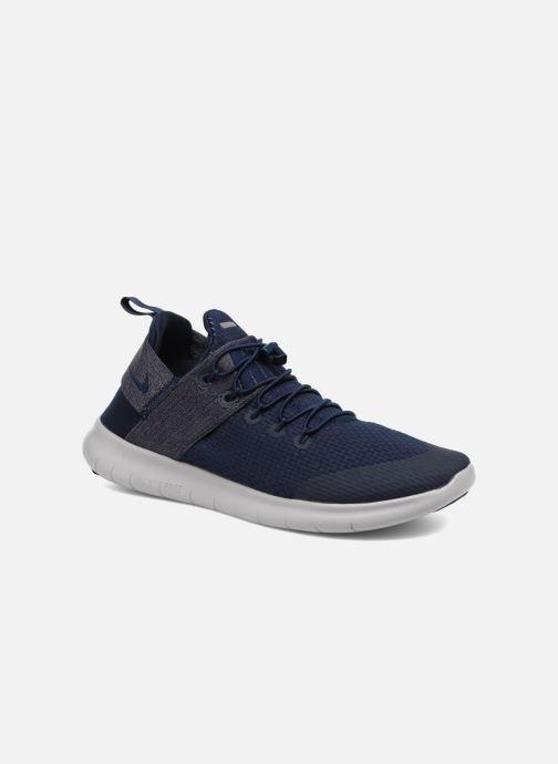 Sportssko Nike Nike Free Rn Cmtr 2017 Blå detaljeret billede af skoene