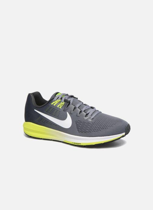 e989d19a8f2d2 Zapatillas de deporte Nike Nike Air Zoom Structure 21 Gris vista de detalle    par