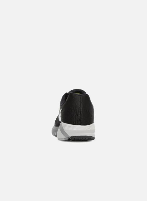 Sportschuhe Nike Nike Air Zoom Structure 21 schwarz ansicht von rechts