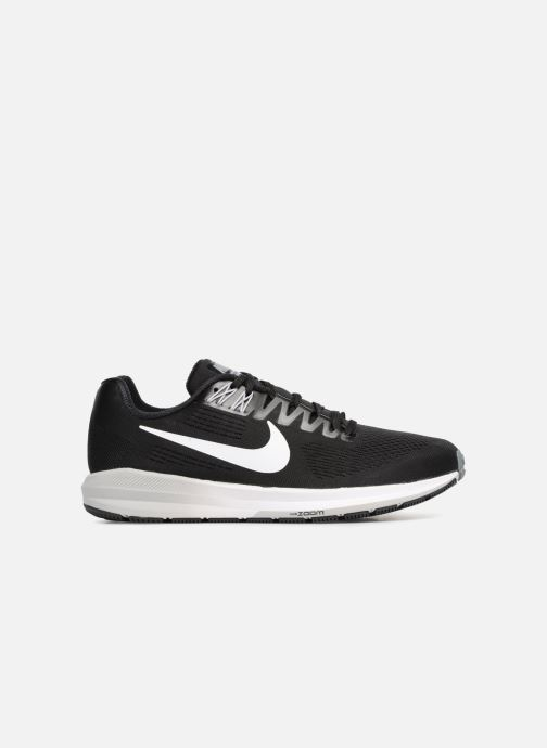 cheap for discount d0435 d26ca Sport shoes Nike Nike Air Zoom Structure 21 Black back view