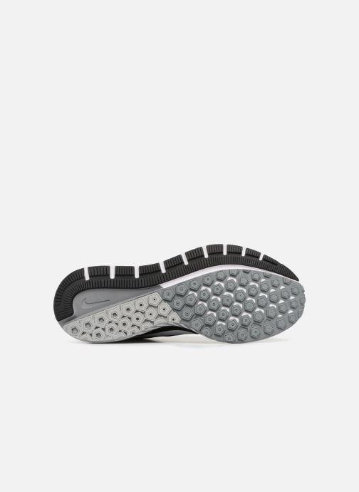 Sportschuhe Nike Nike Air Zoom Structure 21 schwarz ansicht von oben